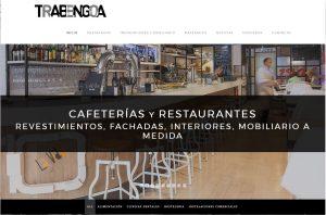 web para empresa istalaciones y obras